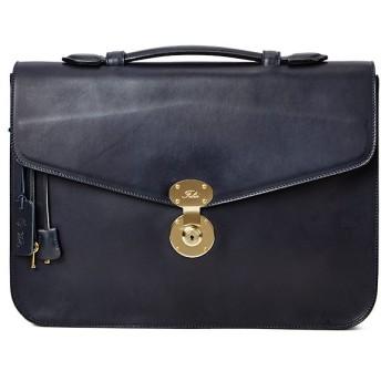 カバンのセレクション フェリージ ビジネスバッグ メンズ 本革 Felisi 2002/6/A ユニセックス ブルー フリー 【Bag & Luggage SELECTION】