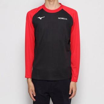 ミズノ MIZUNO メンズ サッカー/フットサル 長袖シャツ ブレスサーモシャツ P2MA950162