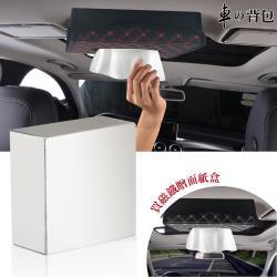 車的背包 多功能強力磁鐵(贈魔鬼氈面紙盒乙個)