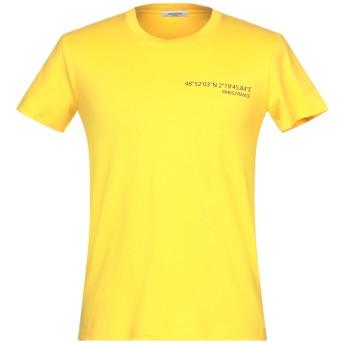 《セール開催中》VALENTINO メンズ T シャツ イエロー XS コットン 100%