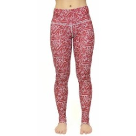 ZooZatz ズーザッツ スポーツ用品  ZooZatz Washington State Cougars Womens Stacked Mascot Leggings