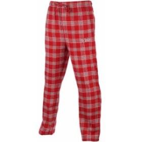 Concepts Sport コンセプト スポーツ スポーツ用品  Saint Josephs College Red/Purple Acclaim Flannel Pant