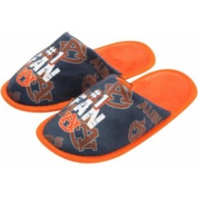 Forever Collectibles フォーエバー コレクティブル スポーツ用品  Auburn Tigers Youth Scuff Slide Slippers