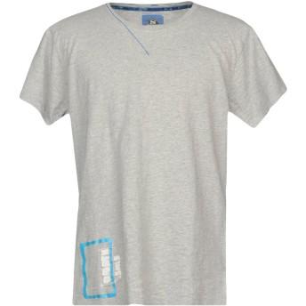 《セール開催中》NORTH SAILS メンズ T シャツ ライトグレー S コットン 100%