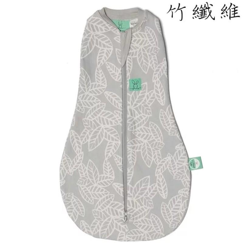 澳洲 ergoPouch-airCocoon 二合一舒眠包巾-森林灰(竹纖維)