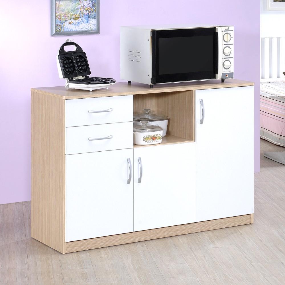 Hopma 三門二抽五格廚房櫃/收納櫃/櫥櫃D-C120