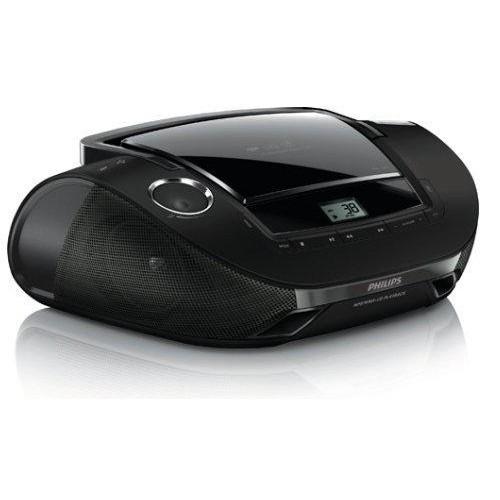 飛利浦PHILIPS手提MP3/USB音響 AZ1837/AZ-1837