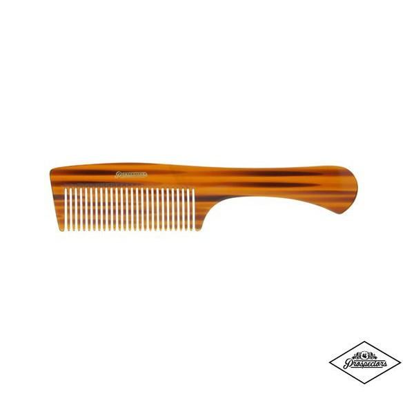 GOODFORIT / 美國淘金者Prospectors Pomade Handle Comb樹脂手工柄梳