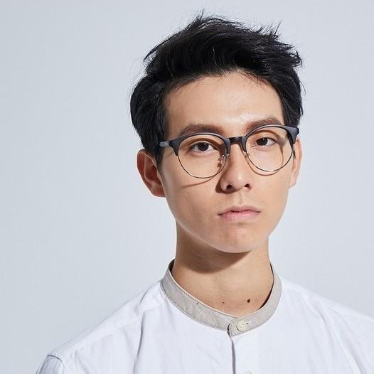 POPURE|好人緣眼鏡 / 2色【無鏡片】
