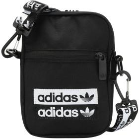 《セール開催中》ADIDAS ORIGINALS レディース メッセンジャーバッグ ブラック ポリエステル 100% FEST BAG