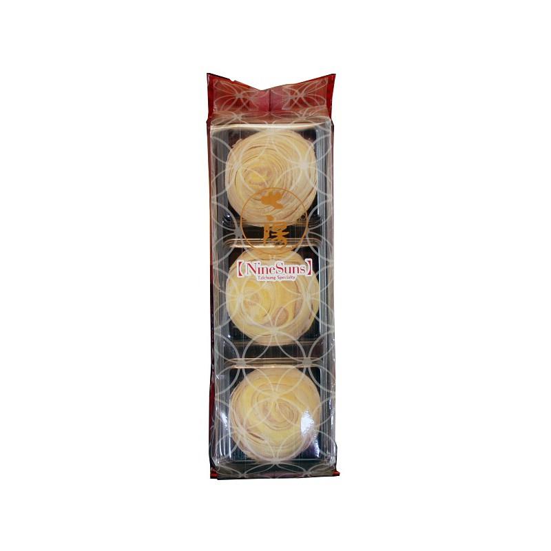 【九個太陽】經典芋頭酥3入裝一條