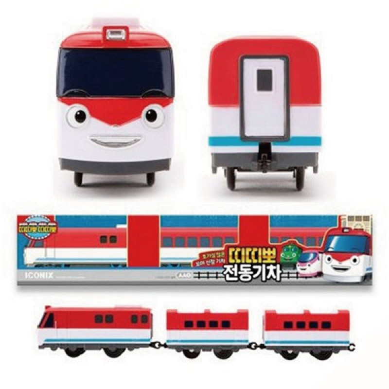 TITIPO 小火車迪迪寶 小火車 玩具反斗城