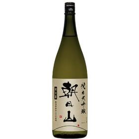 【日本酒】朝日山 純米大吟醸「越淡麗」1.8l