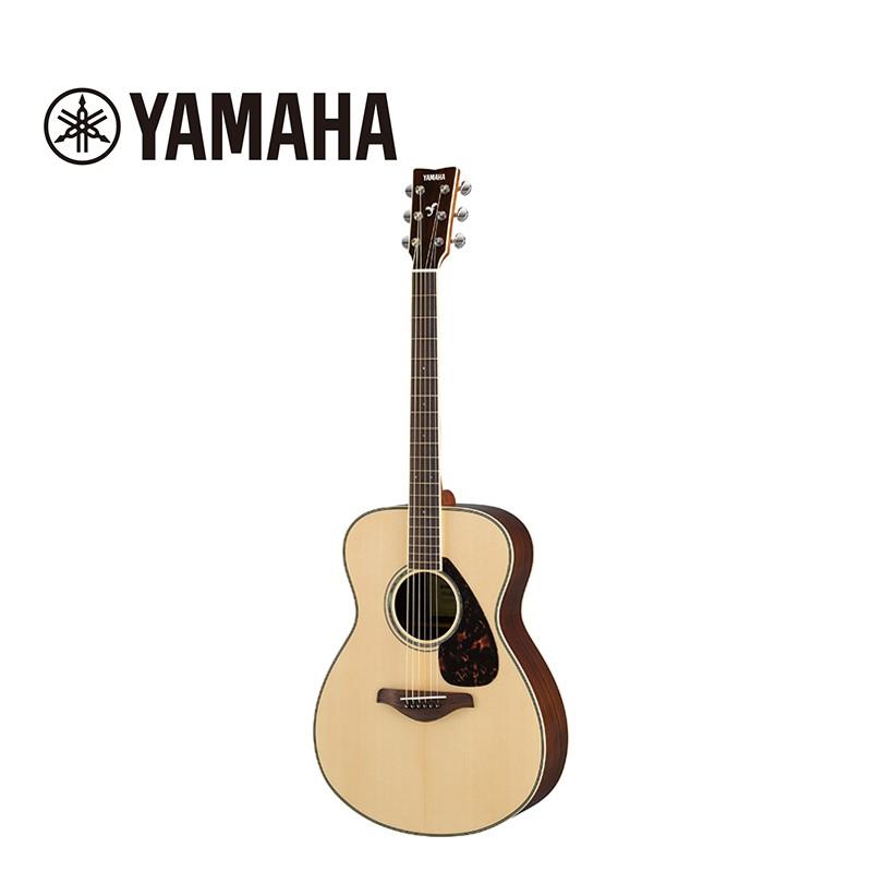 YAMAHA FS830 民謠吉他 原木色【敦煌樂器】