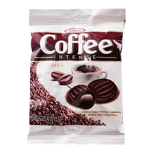 土耳其 Tayas 塔雅思 咖啡夾心糖(90g)【小三美日】D173416