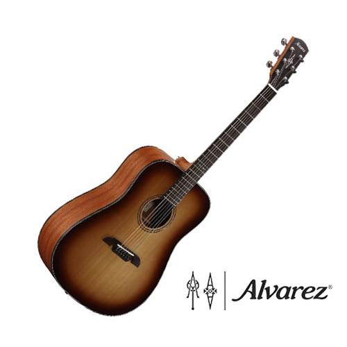 Alvarez AD60SHB 41吋 雲杉木面單 民謠吉他 - 【他,在旅行】