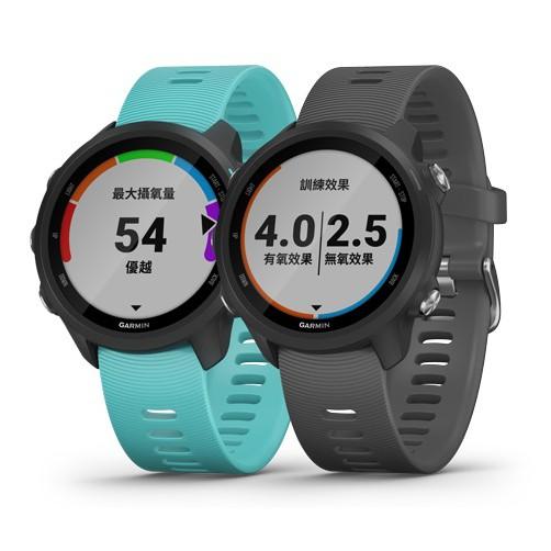 Garmin Forerunner 245 / 245 Music 音樂版 具備音樂及進階訓練功能 GPS 智慧跑錶
