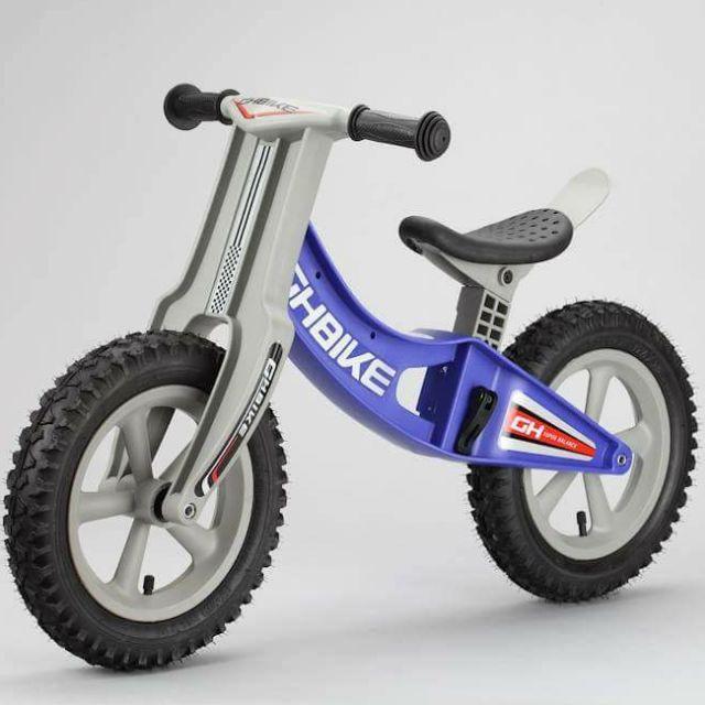 GHBIKE 滑步車/學步車-藍色