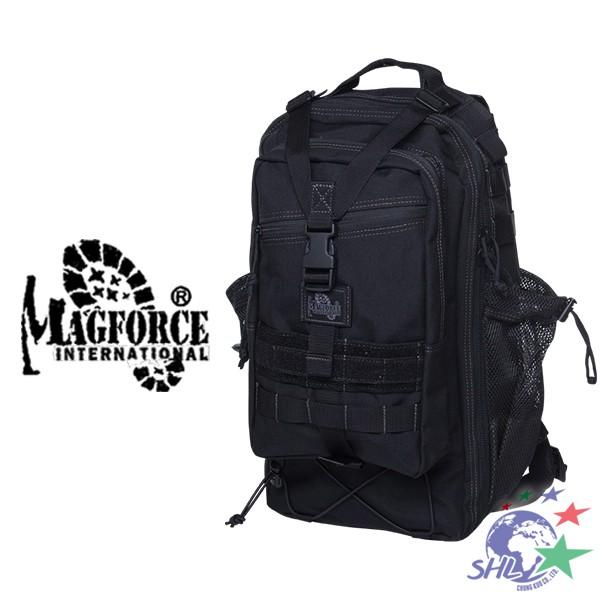 #Magforce #生存遊戲 #裝備袋 #雙肩後背包 #大容量 #戶外休閒 #旅行背包 #登山包【商品特色】城市獵人背包,背包主體正面及兩側的MALICE CLIPS模組化系統讓你可以附掛MALIC