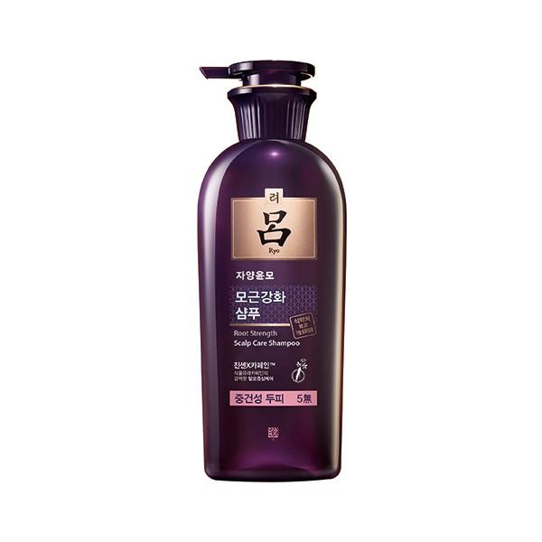呂 滋養韌髮洗髮精-中乾性頭皮適用400ml【康是美】