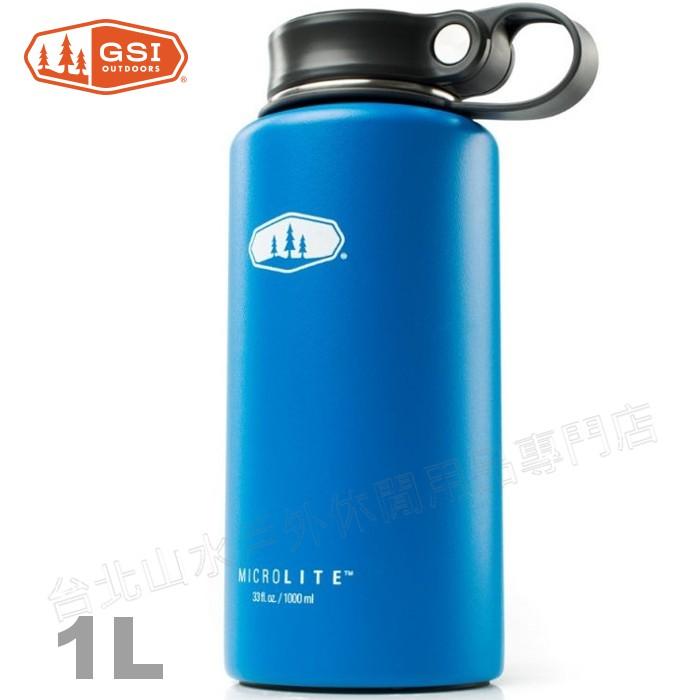 品名:GSI 輕量不鏽鋼真空保溫瓶 MICROLITE 1000 TWIST重量:約 369 g容量:1000 ml尺寸:約12 x 9.1 x 21cm材質: 不銹鋼,聚丙烯,矽膠簡潔時尚的設計外觀