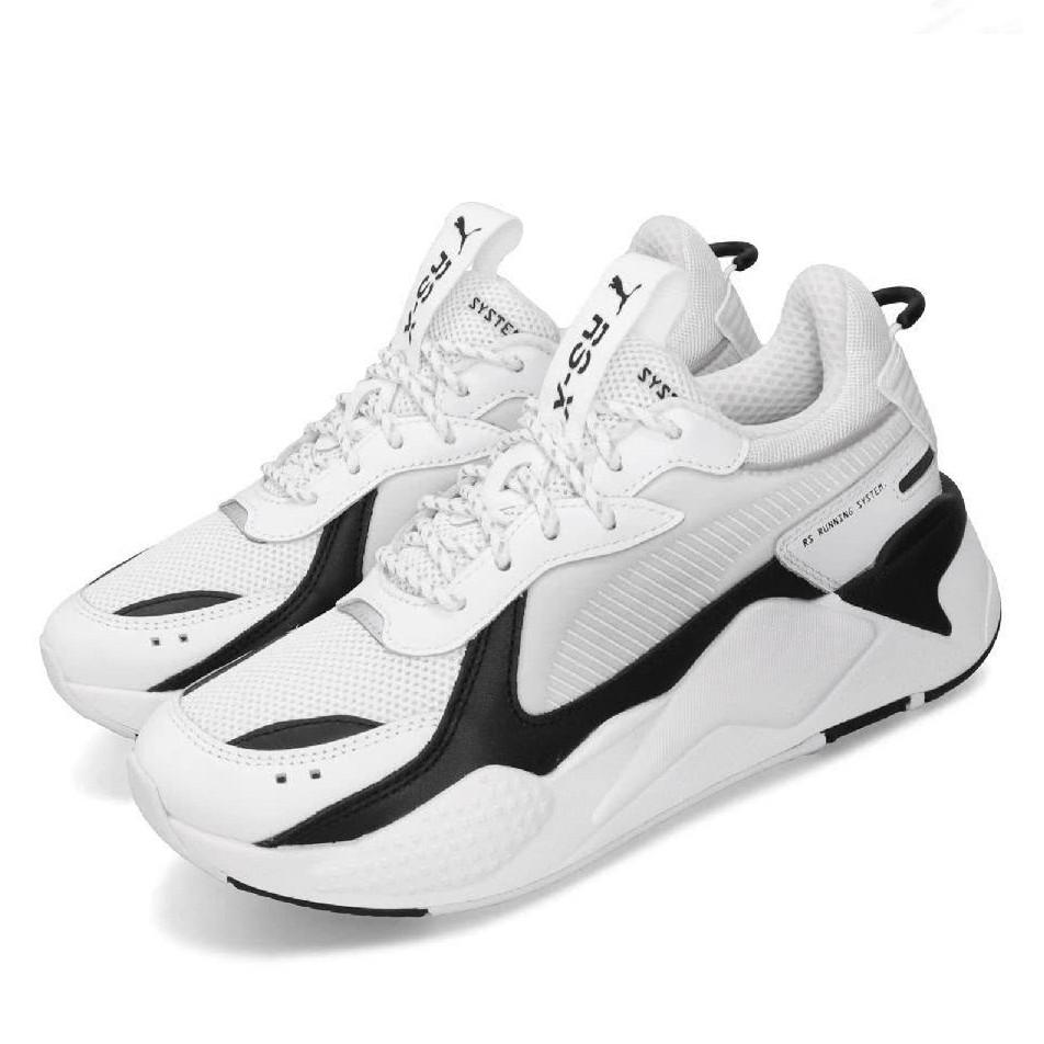 Puma RS-X Core RSX 黑 白 女鞋 泫雅 情侶鞋 老爹鞋 復古 36966601 永璨體育 台灣公司貨