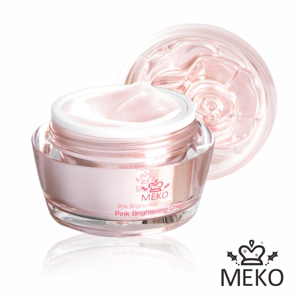 MEKO 花現美妍香氛玫瑰素顏霜 50g