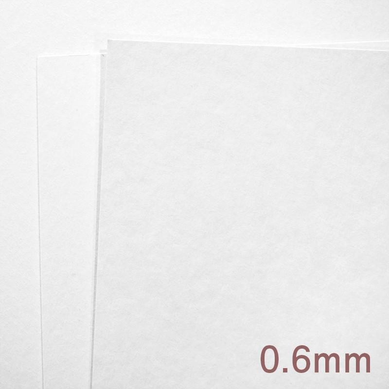 0.6mm吸水/杯墊紙/活版印刷/紙(340gsm)【紙典迷津+長春紙舖】