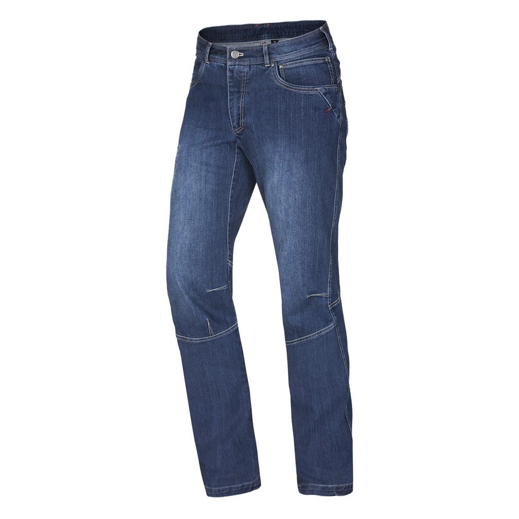 【OCUN】Ravage Jeans男款彈力刷色牛仔攀岩褲 Art.03816