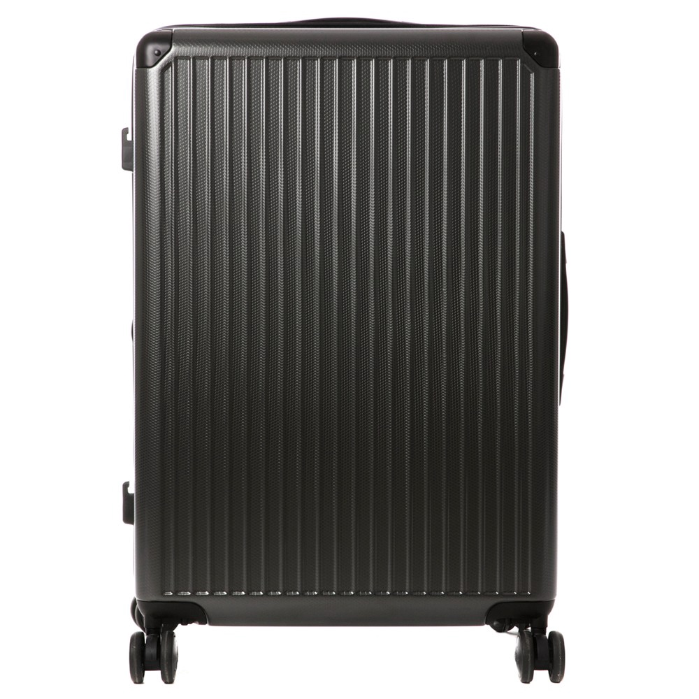 HOLA 萊森可擴充行李箱 28吋 鐵灰色