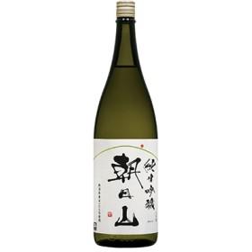 【日本酒】朝日山<純米吟醸>1.8l