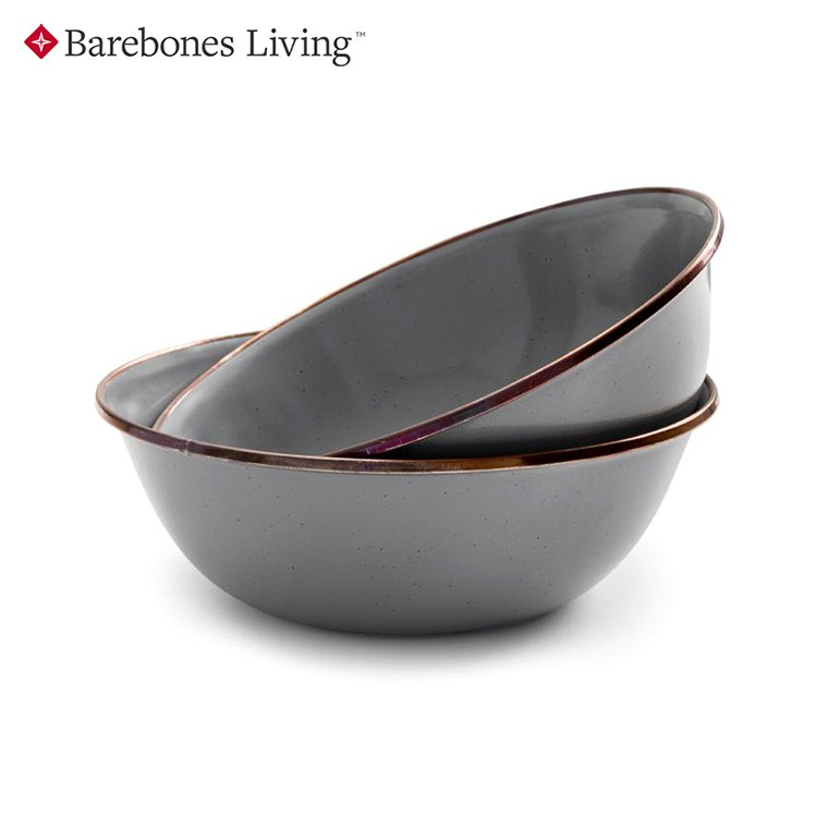 Barebones 琺瑯陶瓷碗組 CKW-357【兩入】