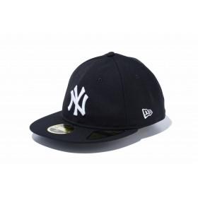NEW ERA ニューエラ RC 59FIFTY ニューヨーク・ヤンキース ブラック × ホワイト ベースボールキャップ キャップ 帽子 メンズ レディース 7 (55.8cm) 12018897 NEWERA