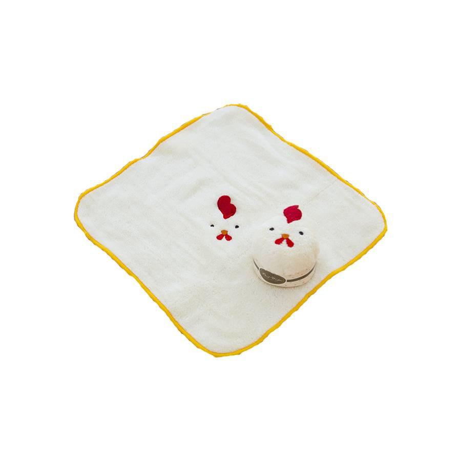 【台灣興隆毛巾】英式小點-小雞蛋糕 單入