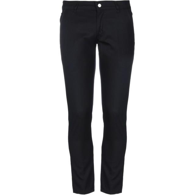 《セール開催中》ENTRE AMIS メンズ パンツ ダークブルー 34 バージンウール 100%