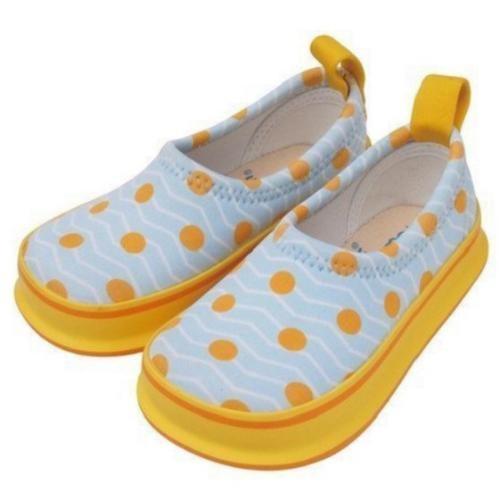 日本 SkippOn 兒童戶外機能鞋-黃色點點[免運費]