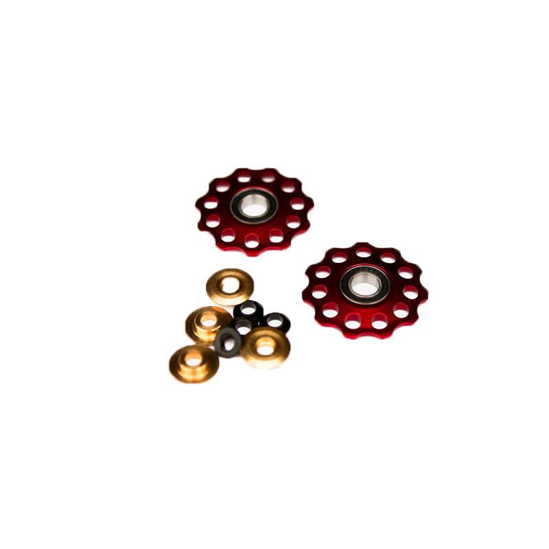 689RS後變速器導輪-一組兩入(多色選擇)【飛輪單車】[04005566]