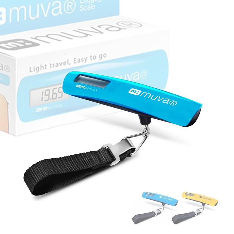 muva電子行李秤(隨身磅秤/輕便手提秤/便攜式/行李箱秤重量)