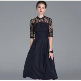 新作 結婚式 ドレス お呼ばれ ワンピース 20代 30代 40代 結婚式 ドレス お呼ばれ ワンピース  パーティードレス 結