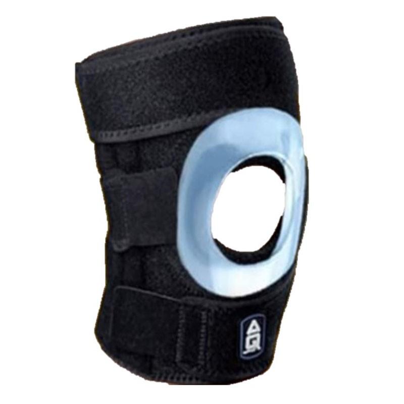 AQ調節式護膝(兩側強化)(型號:50561SP) 護具 護膝 防止運動傷害必備 居家防護 運動防護