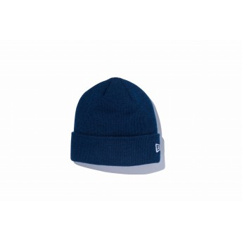 NEW ERA ニューエラ カフニット ミッド アクリル ネイビー ニット 帽子 メンズ レディース ワンサイズ 12108743 NEWERA
