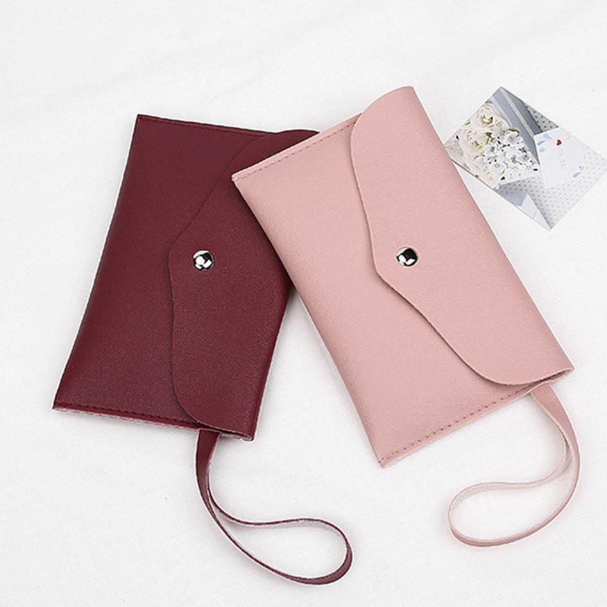 女式手提包零錢包手機小方包女包 簡約風 新款簡約女包 女手拿包 零錢包手機小方包 赠品活動女包 女生包包