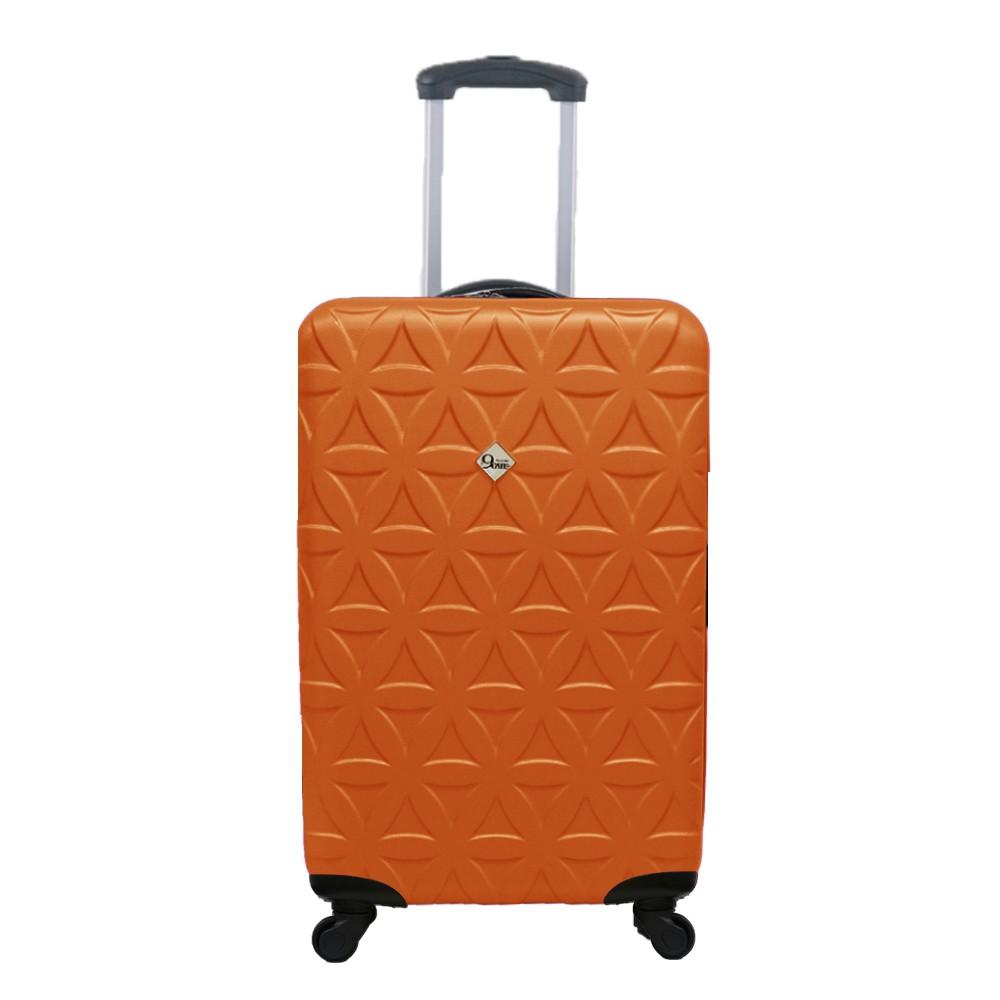 Gate9花花系列 ABS材質 輕硬殼 20寸 旅行箱 行李箱 登機箱