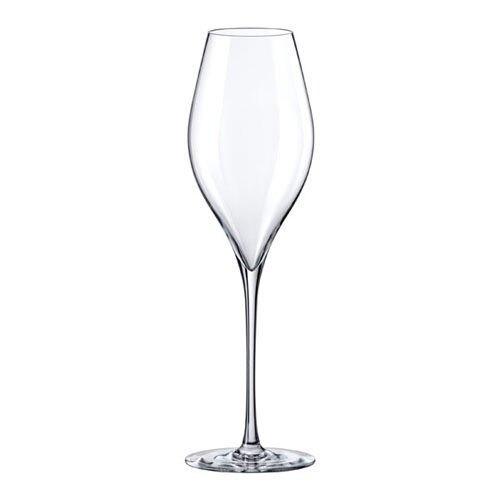 《RONA 樂娜》Swan 香檳杯-320ml(6入)