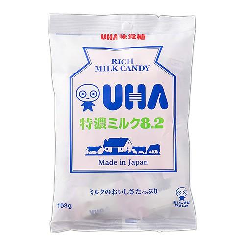 UHA味覺糖 特濃牛奶糖103g【小三美日】D366367