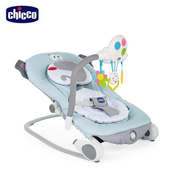 chicco-Balloon安撫搖椅探險版-大象寶寶