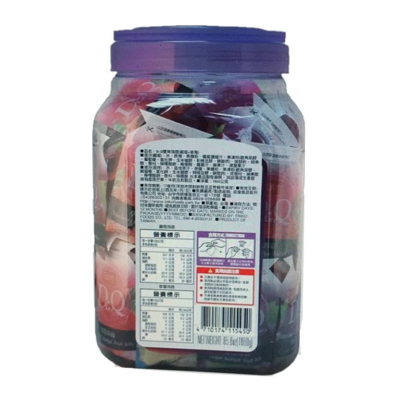 Dr.Q 葡萄草莓蒟蒻果凍 1860公克(兩入裝)W123003 COSCO代購