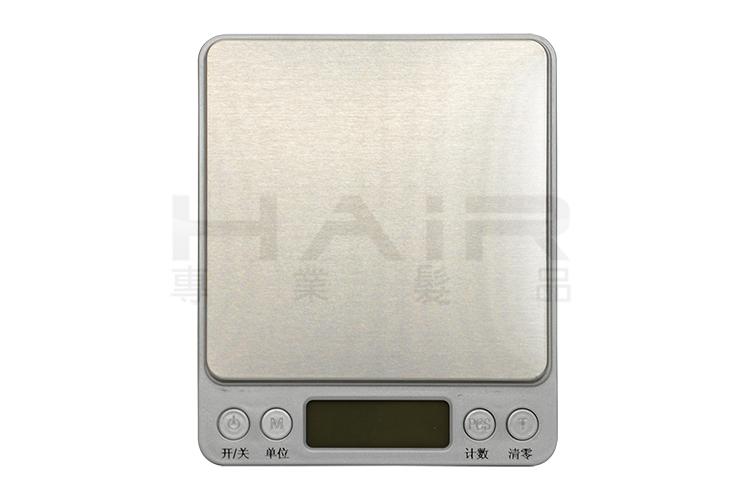 迷你型電子磅秤BK-2000