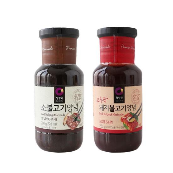 韓國 大象 醃烤調味醬 (單罐) 280g 醃烤 烤肉 醬料