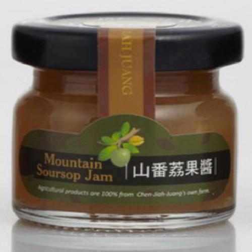 陳稼莊 小果醬系列 山番荔果醬 50g/罐